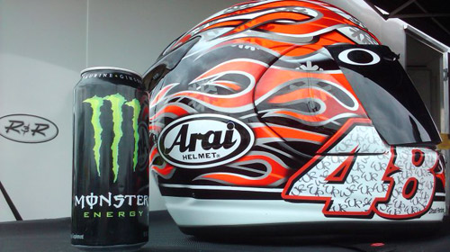 Monster and Arai