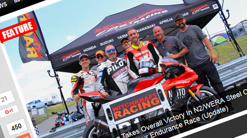 Steel City Superbike Challenge Winner