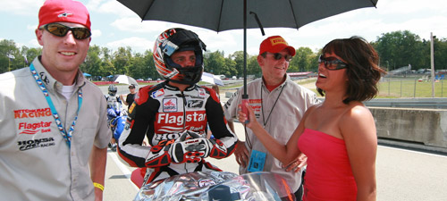 On the Grid - AMA Supersport